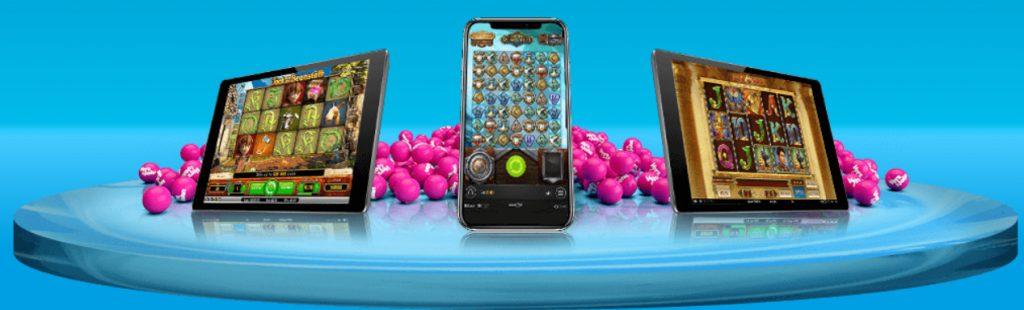 aplicativo da Vera & John para celular para Android E iPhone