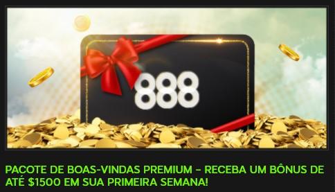 Outras promoções da 888casino