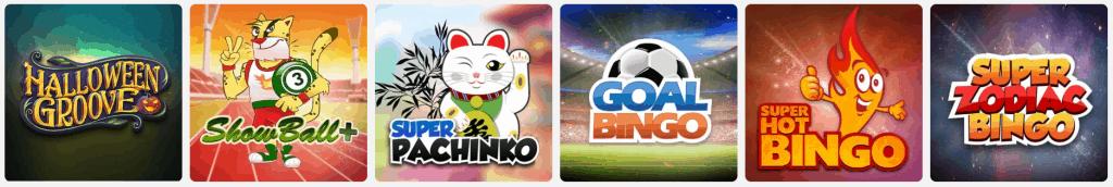 Video bingo Netbet