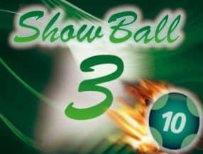 Showball 3 logo