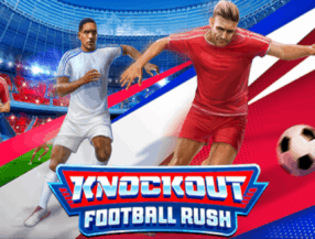 Knockout Football Rush logo